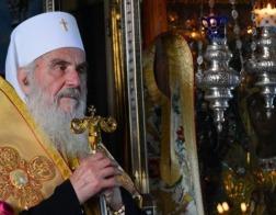 Патриарх Сербский Ириней во главе делегации Сербской Православной Церкви прибудет в Москву