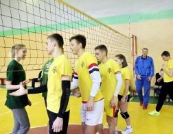 Состоялся 4-й волейбольный турнир среди молодежных православных братств Брестской епархии