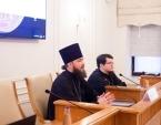 Семинар для руководителей и сотрудников епархиальных отделов по взаимодействию с казачеством открылся в Общецерковной аспирантуре