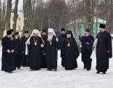 Предстоятели Православной Церкви Чешских земель и Словакии и Православной Церкви в Америке посетили монастыри Подмосковья