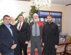 Епископ Ивано-Франковский Тихон и представители ОБСЕ обсудили ситуацию с захватом храмов Украинской Православной Церкви