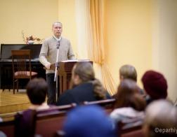 «Во что верю, то и проповедую»: в Гомеле прошла творческая встреча, посвященная святителю Георгию (Конисскому)