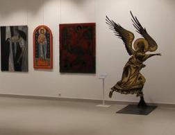 Выставочный проект «Икона после Иконы» стремится показать живое христианское искусство