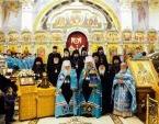 В рамках торжеств, посвященных 145-летию основания Туркестанской епархии, архипастыри Казахстанского и Среднеазиатского митрополичьих округов совершили богослужения в Успенском соборе Ташкента