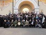 В Саранске прошел III Межрегиональный форум для руководителей православного молодежного движения Приволжского федерального округа «Пересвет»