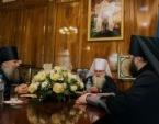 В Ташкенте состоялось итоговое заседание Синода Среднеазиатского митрополичьего округа