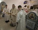 Председатель Синодального отдела по монастырям и монашеству освятил придел храма при доме слепоглухих в Сергиевом Посаде