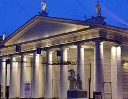 Выставка картин, посвященных русским святым, и Рождественские чтения пройдут в петербургском Манеже