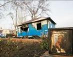 В Ростове неизвестные сожгли храм в честь Донской иконы Божией Матери