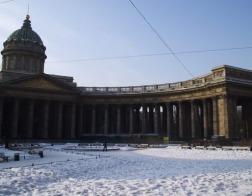 Задержанный за подготовку теракта в Петербурге собирался устроить взрыв в Казанском соборе