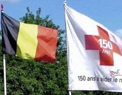 В Бельгии Красный Крест вынудили отказаться от символа организации