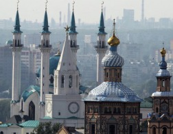 Секретарь ОВЦС по межрелигиозным отношениям ознакомился с научными и образовательными проектами в Татарстане