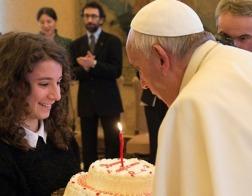 Папа Римский Франциск отмечает свое 81-летие