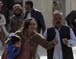 В Пакистане террорист атаковал протестантскую церковь
