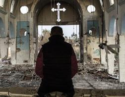В долине Ниневии освятили первый христианский храм после освобождения