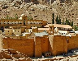 На Синае после первого этапа реставрации открыта библиотека монастыря святой Екатерины
