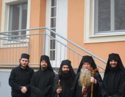 В Австрии начинается строительство первого греческого православного монастыря