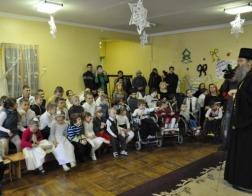 Запорожский митрополит помог Центру реабилитации особенных детей
