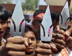 В Индии радикалы-индуисты запрещают христианам праздновать Рождество