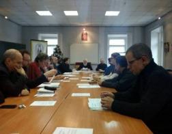 Патриарший Экзарх всея Беларуси возглавил заседание Совета Института теологии Белорусского государственного университета