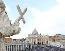Ватикан протестирует на Рождественской мессе новый формат передач