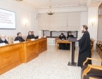 В Общецерковной аспирантуре состоялось заседание Комиссии Московского Патриархата по регулированию студенческого обмена