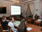 Председатель Синодального отдела по благотворительности встретился с преподавателями кафедры социальной работы ПСТГУ