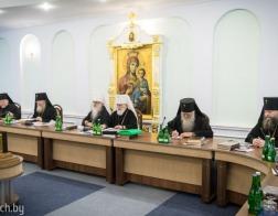 Приняты Положения о наградах епархий Белорусской Православной Церкви