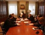 В Издательском Совете состоялось заседание рабочей группы по поддержке программ и книжных серий, посвященных подвигу новомучеников