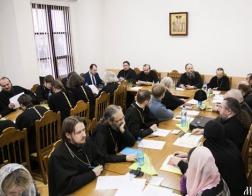 В Минской духовной семинарии подвели итоги первого семестра 2017/2018 учебного года