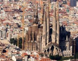 В базилике Sagrada Familia в Барселоне усилены меры безопасности