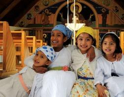 Дети-христиане, проживающие в зонах конфликтов, страдают больше всех иных категорий людей