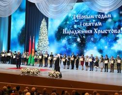 Патриарший Экзарх принял участие в церемонии вручения премий Президента Республики Беларусь «За духовное возрождение»