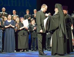 Праздник духовной музыки состоялся в Витебске