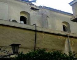 Маронитский собор Дамаска пострадал в результате минометного обстрела