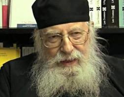 Скончался известный богослов, настоятель Афонского подворья во Франции архимандрит Плакида (Дезей)