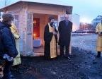 В Рейкьявике установили часовню на месте будущего православного храма