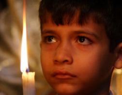 Международная группа епископов посетила Сектор Газа