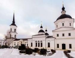 Женский монастырь открылся в пригороде Калуги