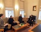 Председатель ОВЦС встретился с епископом Эббсфлитским Джонатаном Гудаллом