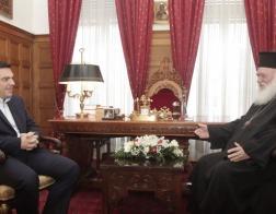 Алексис Ципрас ответил Архиепископу Афинскому Иерониму по вопросу о Македонии