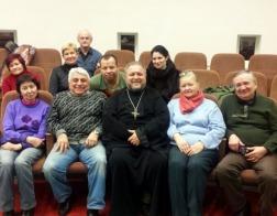 Беседа о празднике Богоявления состоялась в санатории «Ракета»