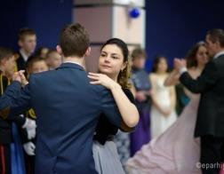 Рождественский молодежный бал «Время танцевать!» прошел в Гомельской епархии