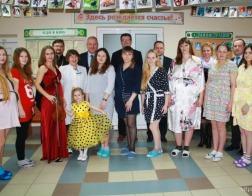 В Орше состоялась акция «Вместе в защиту жизни!»