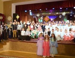 «За Рождественской звездой»: в Новогрудке подвели итоги конкурса христославов