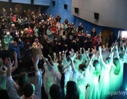 Приходской театр из Бобруйска дарит свое искусство белорусам