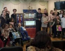 В Минске завершилась ежегодная благотворительная акция «Ангел Рождества»