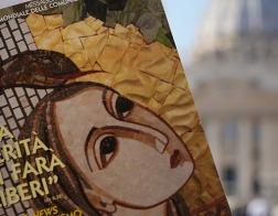 Папа Франциск уподобил лживые новости змию-искусителю в райском саду