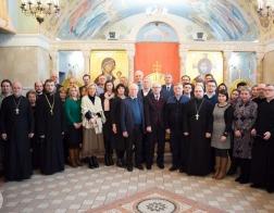 Международная конференция «Социум и христианство» прошла на базе Минской духовной академии