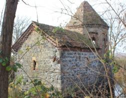 В Грузии храм Караджаант обрёл статус памятника культурного наследия национального значения